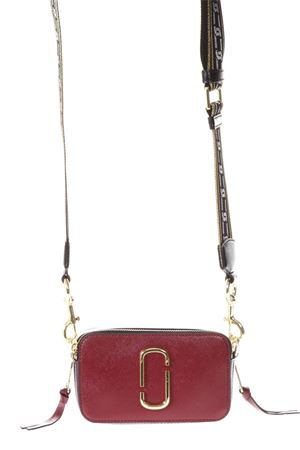 BORSA A TRACOLLA SNAPSHOT IN PELLE ROSSA PE 2018 MARC JACOBS | 2 | M0012007SNAPSHOT598