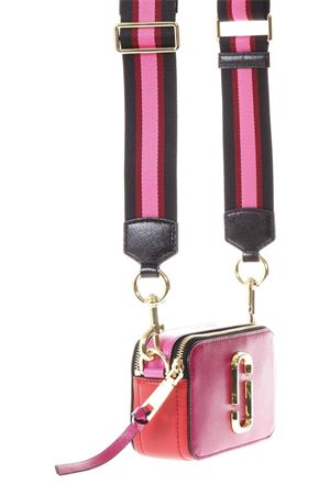 BORSA A TRACOLLA SNAPSHOT IN PELLE FUXIA PE 2018 MARC JACOBS | 2 | M0012007SNAPSHOT639
