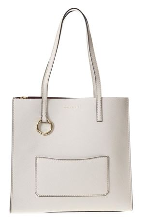THE BOLD WHITE LEATHER SHOPPING BAG SS 2018 MARC JACOBS | 2 | M0012566THE BOLD109