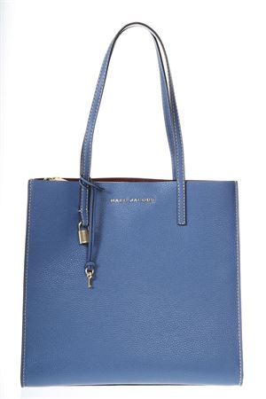 BORSA IN PELLE BLU THE GRIN pe 2018 MARC JACOBS | 2 | M0012669THE GRIND476