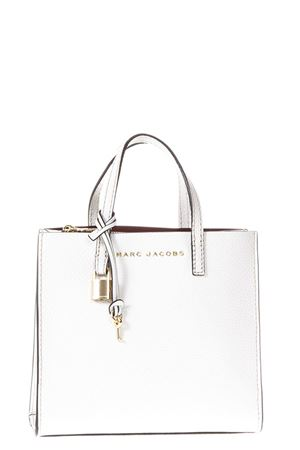 MINI GRIND WHITE LEATHER TOTE BAG SS 2018 MARC JACOBS | 2 | M0013268GRIND103