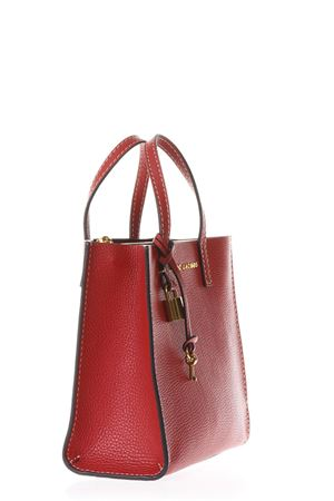 MINI GRIND RED LEATHER TOTE BAG SS 2018 MARC JACOBS | 2 | M0013268GRIND600