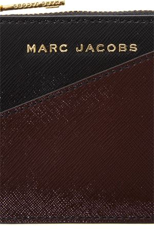 BLACK & BURGUNDY TOP ZIP POUCH SS 2018 MARC JACOBS | 34 | M0013340TOP ZIP002