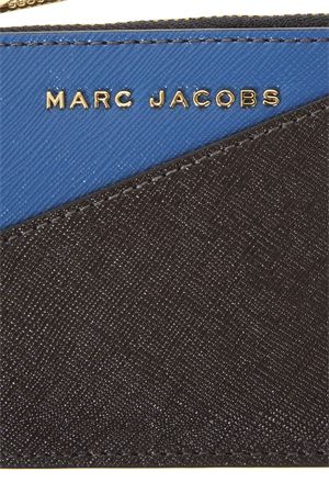 BLU & BLACK TOP ZIP POUCH SS 2018 MARC JACOBS | 34 | M0013340TOP ZIP497