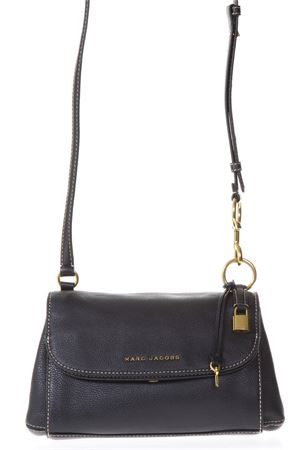 THE BOHO GRIND BLACK LEATHER SHOULDER BAG SS 2018 MARC JACOBS | 2 | M0013405BOHO065