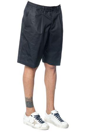 Pantalone corto in raso di cotone PE 2018 MARNI | 110000034 | M05MU0016S450040065S
