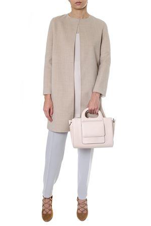 Giaccone color cammello reversibile in lana PE 2018 MAX MARA | 31 | 10810681000BABILA001