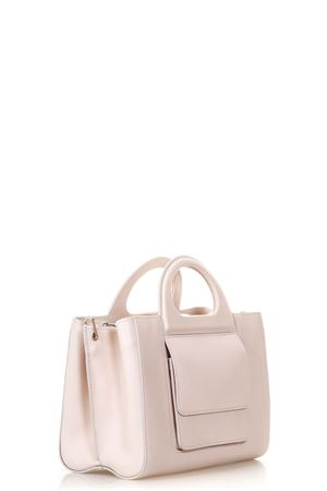 PINK LEATHER HANDBAG SS 2018 MAX MARA | 2 | 45110286000GRACEI021