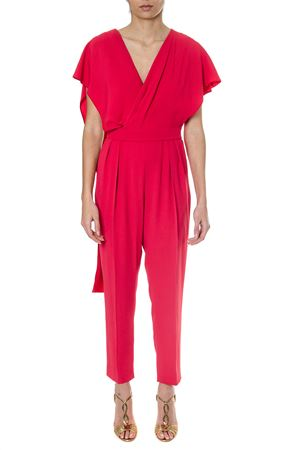 Red geranium suit with folds SS 2018 MAX MARA | 23 | 8241087000VERUSCA014