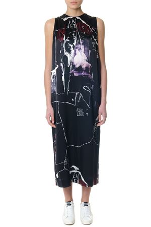 ALL-OVER CUT SILK DRESS SS 2018 McQ ALEXANDER MCQUEEN | 32 | 481261RKB011000
