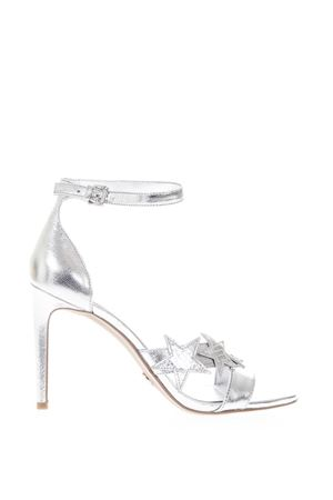 SILVER STARS SANDALS IN LEATHER SS 2018 MICHAEL MICHAEL KORS | 87 | 40R8LXHA2MLEXIE 040