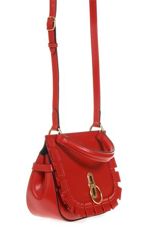 RED LEATHER SHOULDER BAG SS 2018 MULBERRY | 2 | HH5138723L657RED