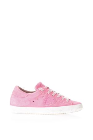 FUXIA SUEDE SNEAKERS SS 2018 PHILIPPE MODEL | 55 | CLLDPARIS LDXR04
