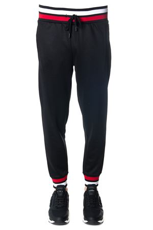 BLACK SUIT PANTS IN COTTON SS 2018 PLEIN SPORT | 8 | S18CMJT0465SJO001N02