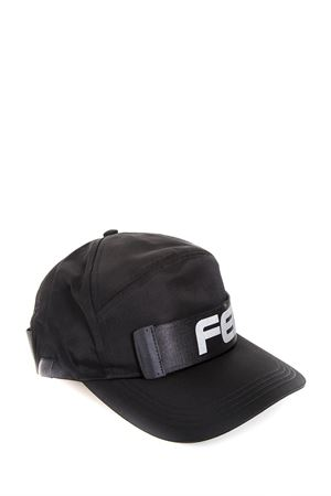 BLACK FENTY BASEBALL HAT IN FABRIC SS 2018 FENTY X PUMA | 17 | 021848102