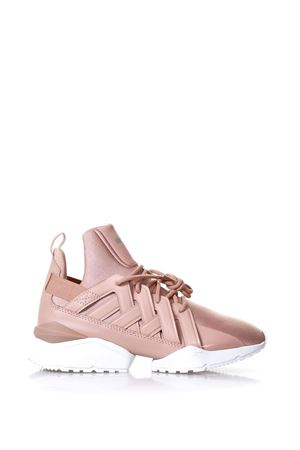 SNEAKERS MUSE IN ECO SATIN ROSA PE 2018 PUMA SELECT | 55 | 36552101MUSEBEIGE
