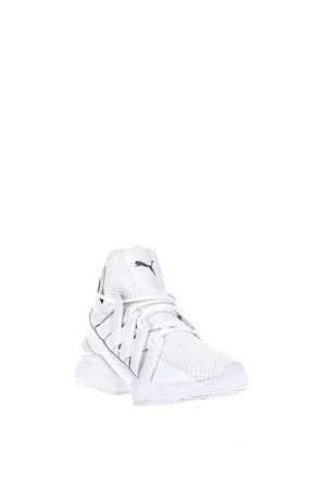 MUSE WHITE ECO-SATIN SNEAKERS SS 2018 PUMA SELECT | 55 | 36552201MUSEWHITE