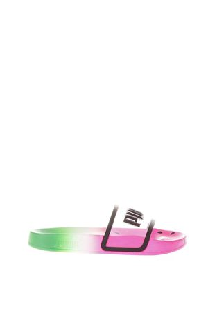 THREE COLORS RUBBER SLIDES SS 2018  PUMA X SOPHIA WEBSTER | 87 | 365955011WHITE