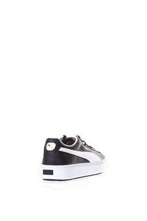 SNEAKERS BREAKER IN PELLE NERA PE 2018 PUMA SELECT | 55 | 36607801BREAKERWHITE