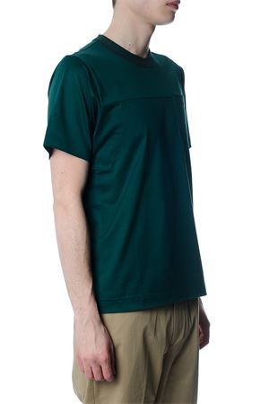 T-SHIRT BASIC VERDE IN COTONE PE 2018 SACAI | 15 | 1801657M1551
