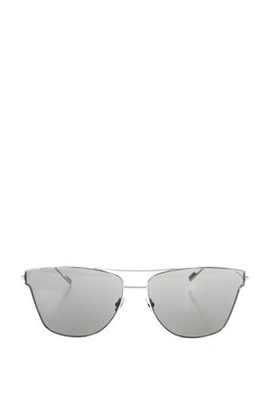 b57b633350 Add to cart. SILVER TITANIUM SUN GLASSES CLASSIC 51T SAINT LAURENT