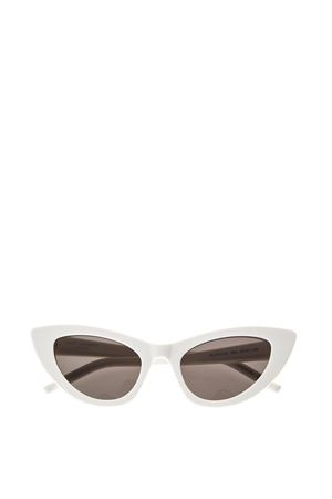 223d11851b LILY IVORY SUNGLASSES SS 2018 - SAINT LAURENT - Boutique Galiano