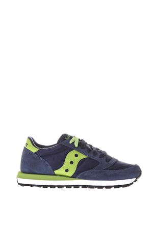BLUE & GREEN ORIGINAL JAZZ SNEAKERS SS 2018 SAUCONY | 55 | 2044/336JAZZ ONAVY/GREEN