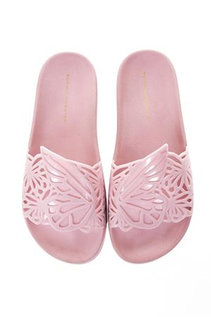 BUTTERFLY LIA PINK SLIPPER SS 2018 SOPHIA WEBSTER | 87 | SPS180381PINK