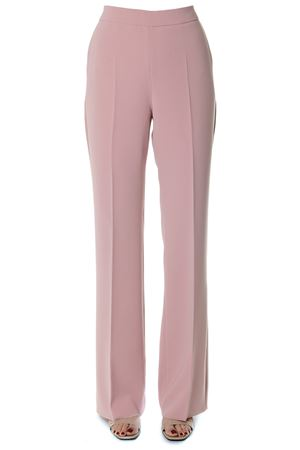 PINK CADY HIGH WAISTED PAINTS SS 2018 SPORTMAX | 8 | BRIANUNI005