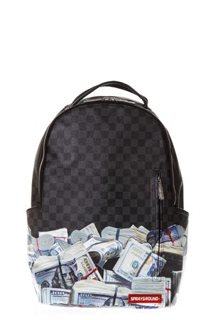 BLACK & GREY OFFSHORE ACCOUNT BACKPACK SS 2018 SPRAYGROUND | 183 | B937OFF SHORE ACCOUNT1