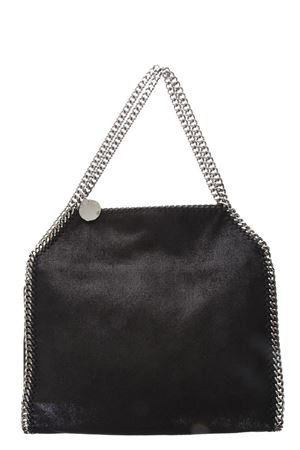 BORSA MEDIA FALABELLA IN ECOPELLE NERA PE 2018 STELLA McCARTNEY | 2 | 261063W91321000