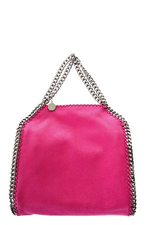 BORSA MINI FALABELLA TRE CATENE SHAGGY DEER pe 2018 STELLA McCARTNEY | 2 | 371223W91325600