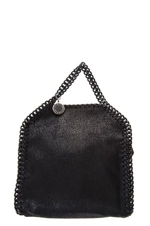 FALABELLA MINI TOTE IN ECOPELLE  NERA GLITTER PE 2018 STELLA McCARTNEY | 2 | 391698W81801000