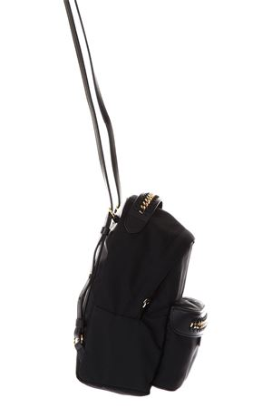 ZAINO REVERSIBILE NERO IN TELA PE 2018 STELLA McCARTNEY | 183 | 469178W80911000