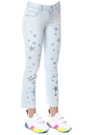 DENIM IN COTONE CON STAMPA STELLE PE 2018 STELLA McCARTNEY | 4 | 475508SKH054300