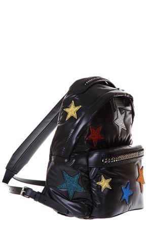 ZAINO FALABELLA GO STARS IN NYLON NERO PE 2018 STELLA McCARTNEY | 183 | 489697W82751000