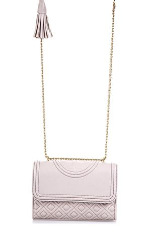 PINK LEATHER SHOULDER BAG SS 2018 TORY BURCH | 2 | 31382BEDROCK042