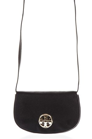 BLACK LEATHER CROSSBODY BAG SS 2018 TORY BURCH | 2 | 33376GEMINI001