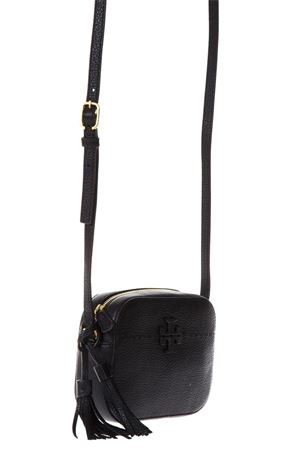 MCGRAW CAMERA BAG NERA IN PELLE PE 2018 TORY BURCH | 2 | 45135MCGRAW CAMERA001