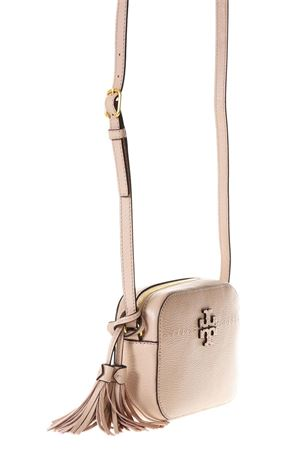 MCGRAW CAMERA BAG COLOR SABBIA IN PELLE PE 2018 TORY BURCH | 2 | 45135MCGRAW CAMERA288