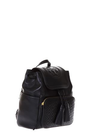 ZAINO FLEMING NERO IN PELLE PE 2018 TORY BURCH | 183 | 45143FLEMING BACKPACK001