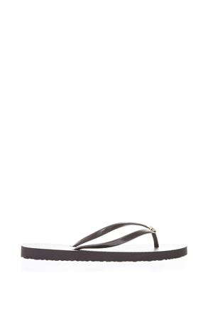 BLACK RUBBER FLIP-FLOPS SANDALS SS 2018 TORY BURCH | 87 | 50008666THIN FLIP FLOP009