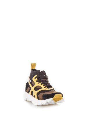 SOUND HIGH SNEAKERS IN NYLON & LEATHER SS 2018 VALENTINO GARAVANI | 55 | PY2S0A57GHB18N