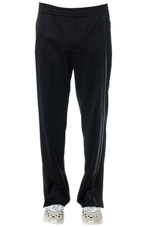 BLACK TRACK PANTS WITH SIDE STRIPES SS 2018 VALENTINO | 8 | PV0RB0Q64YS0NO