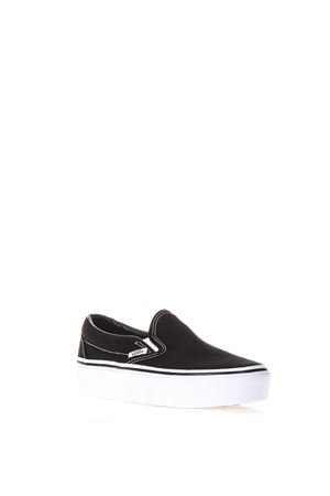 SLIP-ON IN CANVAS NERO PE 2018 VANS | 55 | V0018EBLKCLASSICBLACK