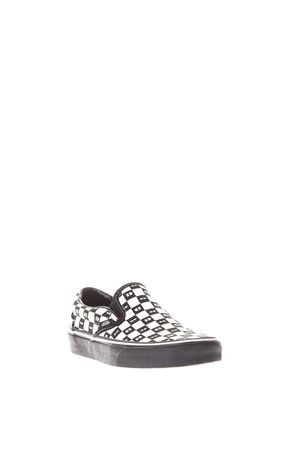 SNEAKERS LAZY OAF CON MOTIVO A SCACCHI IN COTONE PE 2018 VANS | 55 | VN0A38F7QD0LAZYCHECKERBOARD