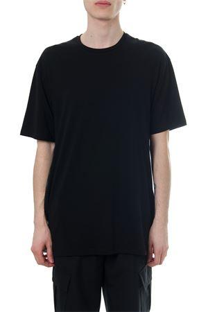 Black side zip fastening logo t-shirt SS2018 VERSUS | 15 | BU90496BJ10289B7008