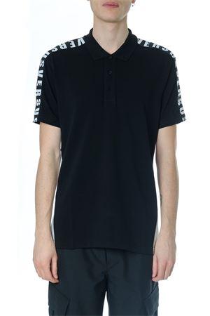 Black logo Versus sleeves polo shirt SS2018 VERSUS | 11 | BU90518BJ20645B2018