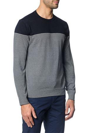 Striped round neck sweater SS 2018 Z ZEGNA | 16 | VPD90ZZ110530
