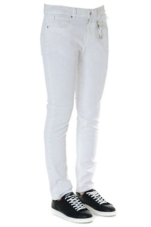 WHITE COTTON DENIM JEANS SS 2019 1017 ALYX 9SM | 4 | AAMPA0019B0071007